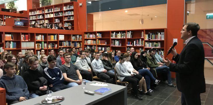 Urheberrechts-Workshop an der BHAK Krems