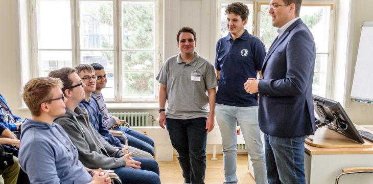 INTER!ACT beim Tag der offenen Tür an der Donau-Universität Krems