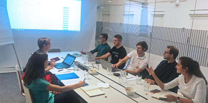 Insight: Projekttreffen an der WU Wien im September 2018